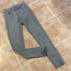 Empyre Delaney skinny cotton pants size women's 0